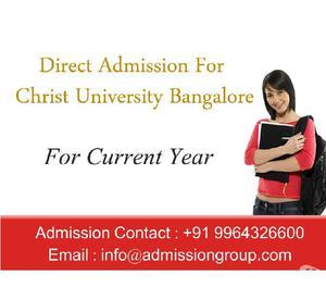 9964326600 ► Christ University B tech Management Quota
