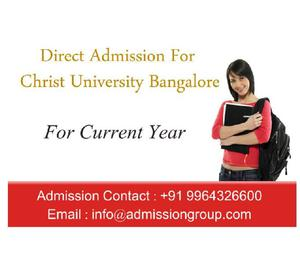 9964326600 ☼ Christ University Fee Structure ☼