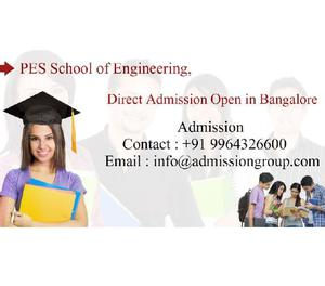 9964326600 ♫ Direct Admission in PES University ♫ PESIT
