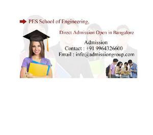 9964326600 ♫ Fee Structure in PES University ♫PES