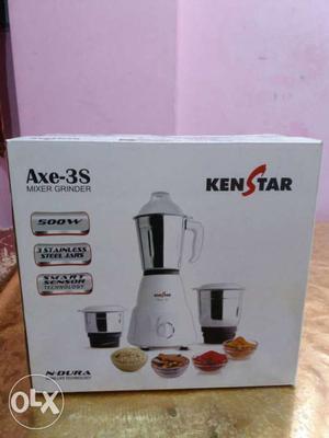 Axe 3s Kenstar Mixer Grinder