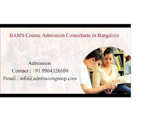 BAMS Colleges Bangalore Admission | BAMS Courses