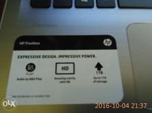 Brand new hp i7 laptop available
