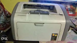 Hp  Plus Advanced LaserJet Printer 12A
