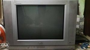 LG Flat-Screen Television for Sale with Golden