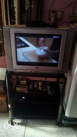 LG flatron plus tv in good condition.excellent