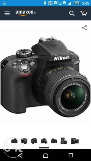 Nikon d month old...2 lens  &