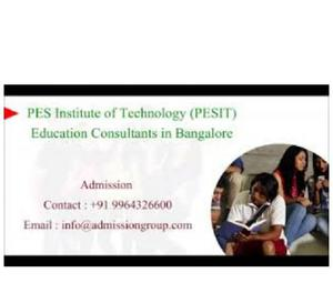 PESIT Management Quota Fees ♥ PESIT Fee Structure ♥