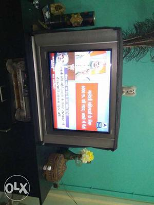 """Panasonic TV 29"""" 3 years old, mint condition"""