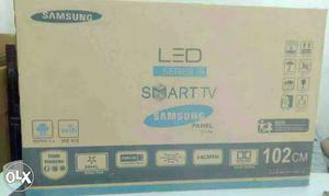 Samsung led 55inch smart tv 25 days old box all