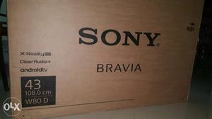Sony 43 w800D 3D android smart full hd internet led tv with