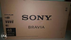 Sony 48 inch w562D full hd internet led tv with
