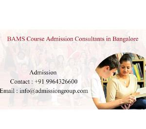 BAMS Courses Bangalore Direct Admission
