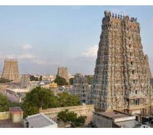 Book Tamil Nadu Temple Trail–Chennai Kanyakumari Madurai