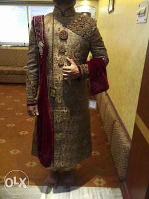 Exlusive mayewar wedding dress