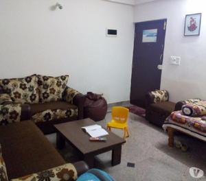 Fully furnished flat for immediate sale