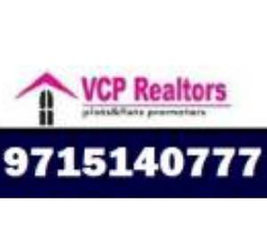 Keerthi nagar plots for sale in VCP REALTORS