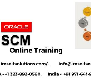 Oracle Apps SCM Online Training | Oracle Apps SCM Online