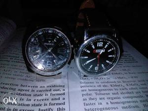 Quartz watch with lotto watch combi of 3 months
