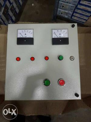 3 phase submersible pump starter