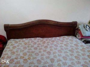 Double Bed Heavy Duty, Goog Ply Wood