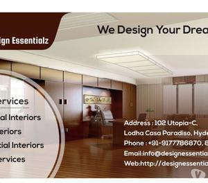 Best Interior Designers -Interior Design Companies in hydera