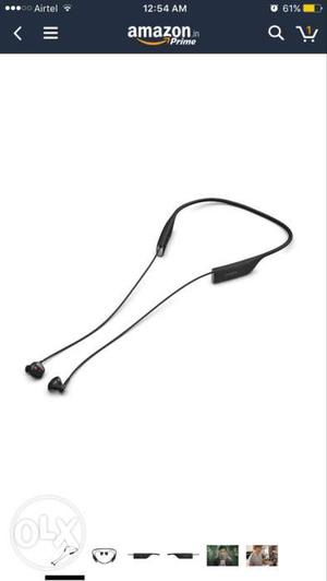 Bluetooth headphones all new product of excellent condition