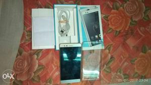 Brand New Lenovo Vibe K5 Note 4G Gold Colour with