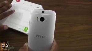 I wnt sale my htc one m8 in new condition no