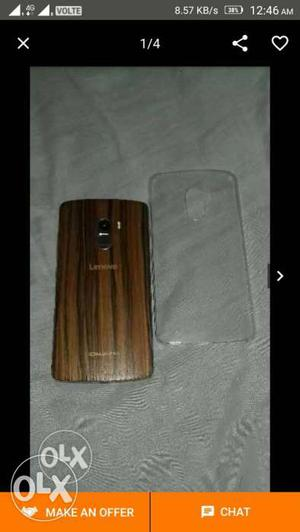 Lenovo k4 note wooden edition 4 month old Good