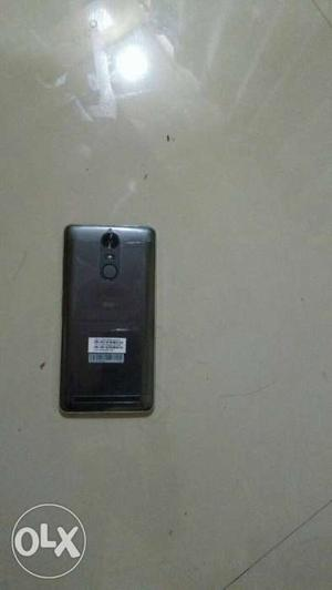 Lenovo vibe K5 note 7 days old with bill box