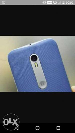 Moto g3 turbo with accessory only