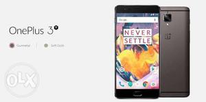 One plus3t 64gb available in stock for next 24