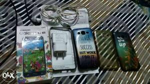 Samsung galaxy j5 Only 6 months used With Bill charger