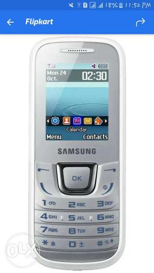 Samsung guru music dual SIM with mp3 used Facebook Twitter