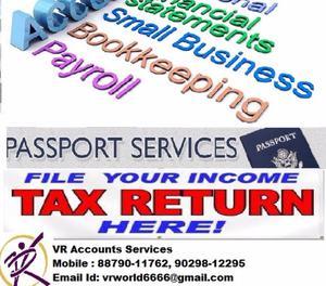 VR Accounts services Mumbai