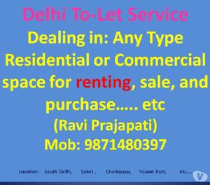 123 bhk or plot or ghar for sell any size chattarpur