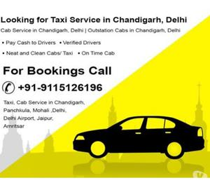 Chandigarh to Delhi Airport AC Taxi Service Chandigarh