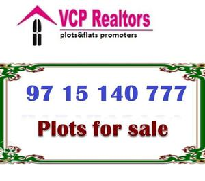 Approved plots for sale in Keerthi nagar