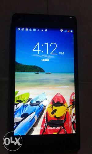 Xolo opous3 6 monthbold With all accessirse