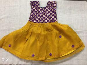 Girls party wear dress (brand new)