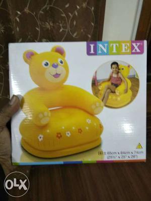 Intex Inflatable Chair Box