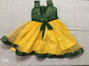 New dress for girls (party wear) for 1 year age