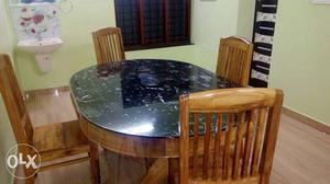 A glass top dining table set with bangalore Posot Class : Alcacia Wooden And Glass Top Dining Table Set with 6 Seat 20170110232410 from class.posot.in size 832 x 468 jpeg 41kB