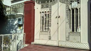 Main door gate.n boundary grill