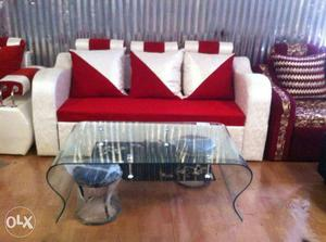 This is a brand new sofa three seater in good