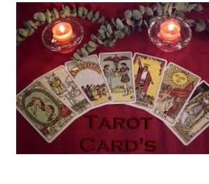 Heading: Learn About Your Future and Present with Tarot Card