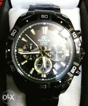 Brand new Casio edifice watch for sale not used