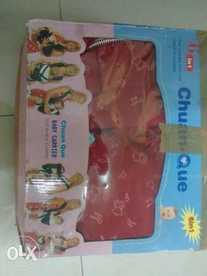 Chuan-Que baby carrier
