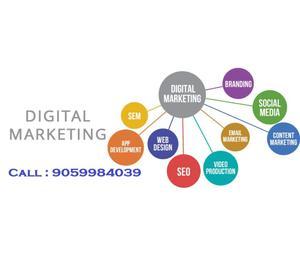 Freelance Digital Marketing Services Hyderabad